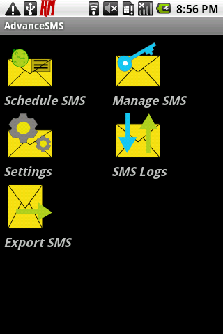 Advance SMS SMS Manager Full