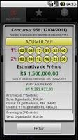 Screenshot of Duplasena Mobile