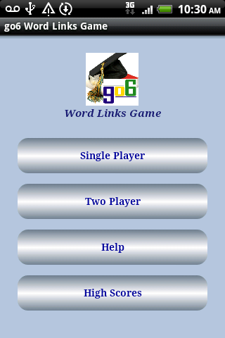 go6 Word Links game