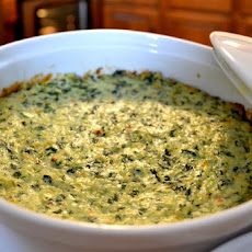 Copycat Applebee's Hot Artichoke and Spinach Dip