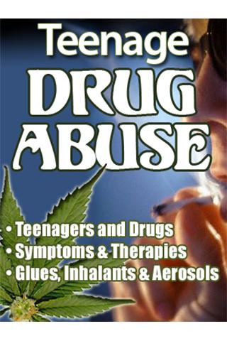 Teenage Drug Abuse
