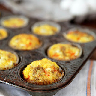 Eggs in Muffin Cups {Recipe}
