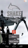 Screenshot of Machine Gun Sound Shake