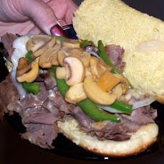 Philly Steak Sandwiches