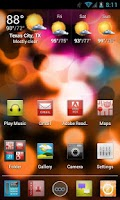 Screenshot of Imagine HD Apex/Nova Theme