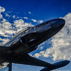 by Jeremy Elliott - Transportation Airplanes