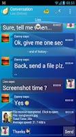 Screenshot of Mercury Messenger (Free)