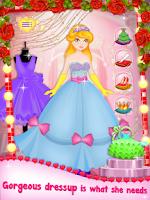 Screenshot of Princess Love Story