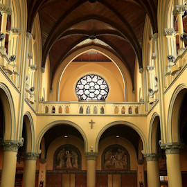 Cathedral Jakarta  by Esther Pupung - Buildings & Architecture Public & Historical