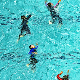 swim..swim...swim.... by Hery Sulistianto - Sports & Fitness Swimming