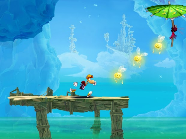 Smartphone title Rayman Fiesta Run due out next month