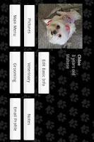 Screenshot of PetBook