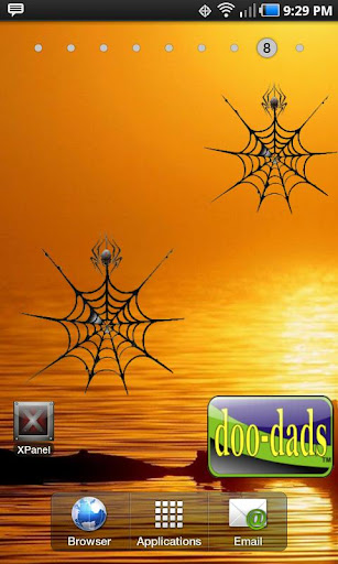 Spider Web doo-dad