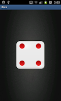 Screenshot of Dice Pro