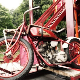 Indian Motorcycle (in full working order!!)From  by Renato Melo - Transportation Motorcycles