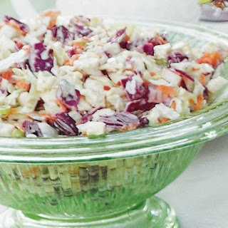 Spicy Coleslaw from 'Around the Southern Table'