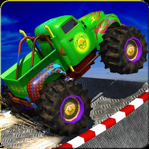 4x4 Monster Truck Stunts 3D For PC