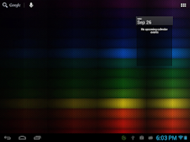 Screenshot of Galaxy S4 Carbon Theme