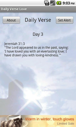 Daily Verse - Love