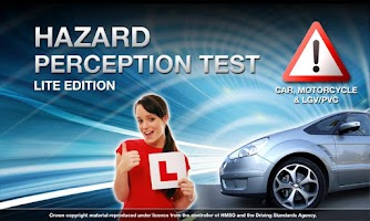 Screenshot of Hazard Perception Test Lite