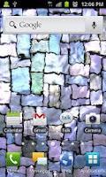 Screenshot of Flow Live Wallpaper Lite
