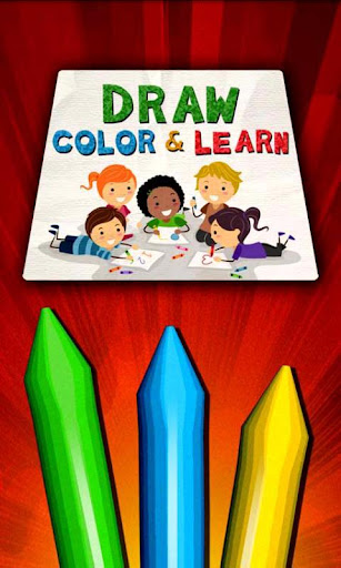 Draw Color and Learn - PRO