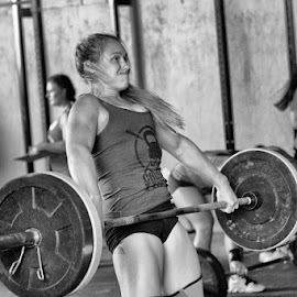 Crossfit Throwdown by Shannon Foster - Sports & Fitness Fitness (  )