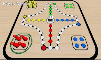 Screenshot of Ludo 3D Extreme