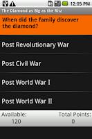 Screenshot of The Diamond as Big as the Ritz