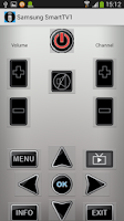 Screenshot of HTC IR - Universal Remote