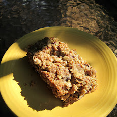 Triple Threat Oatmeal Bars