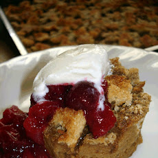 Ginger Spice Bread Pudding