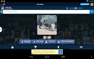 Screenshot of StationDigital