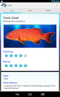 Screenshot of The Australian Fishing App