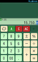 Screenshot of Twin Calculator