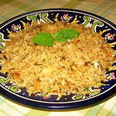 My Big Fat Greek Pilaf