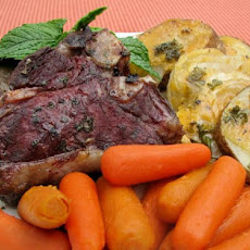 Grilled Spring Lamb Chops (From Fwdgf)