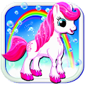 Game Cute Princess Pony Care APK for Windows Phone