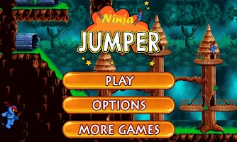 Screenshot of Ninja Jumper