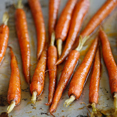 Spirited Cooking: Bourbon Glazed Carrots