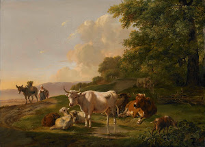 RIJKS: Pieter Gerardus van Os: painting 1806
