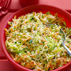 Sweet and Spicy Coleslaw