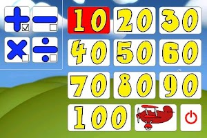 Screenshot of 1+1 Math for Kids