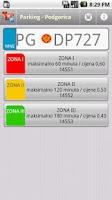 Screenshot of Parking + telefoni, Crna Gora