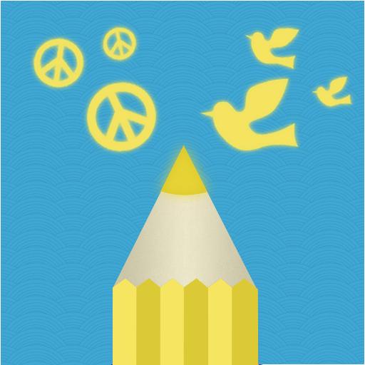 Peace Draw 休閒 App LOGO-硬是要APP