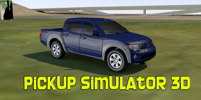 Screenshot of Pickup Simulator 3D