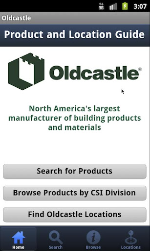 Oldcastle Product Guide