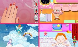 Screenshot of Juegos de Chicas