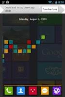 Screenshot of ثيمات للموبايل تغيير الأيقونات