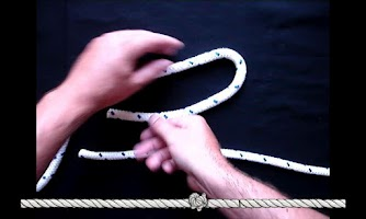 Screenshot of yachtsman's knots